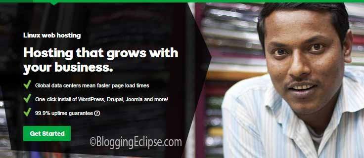 Godady india hosting features