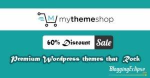 MyThemeshop 60% OFF Coupon