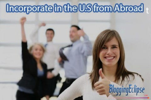 How to Incorporate a Company in US