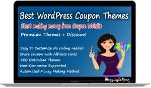 WordPress Coupons & Deal Themes