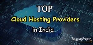 Cloud Hosting Providers India