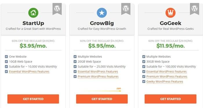 Siteground-WordPress-hosting-plans