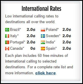 Voipo-calling-rates