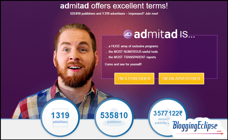 admitad review