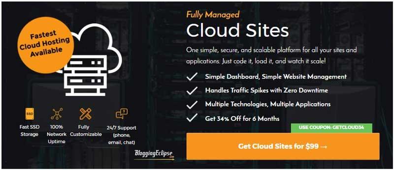 liquid web cloud sites