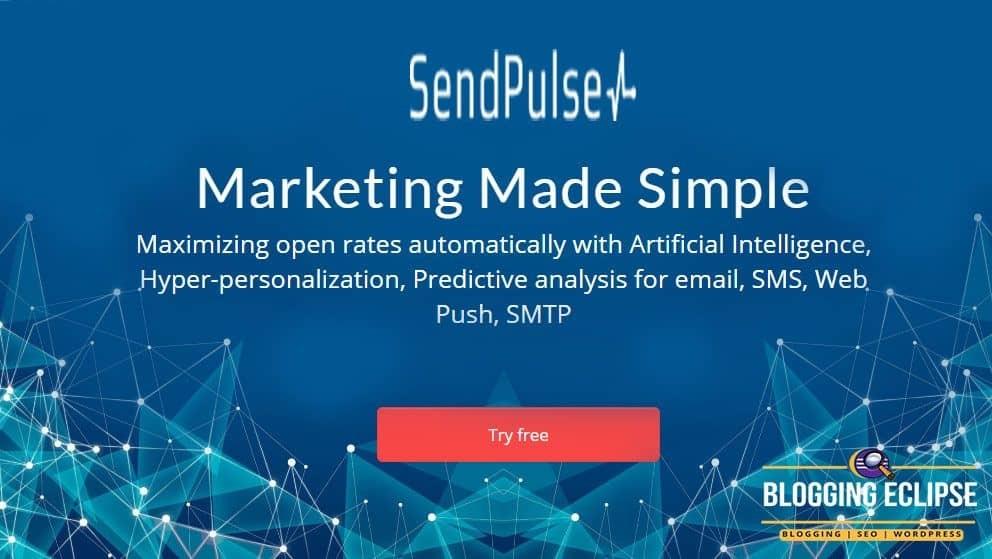 SendPluse Review