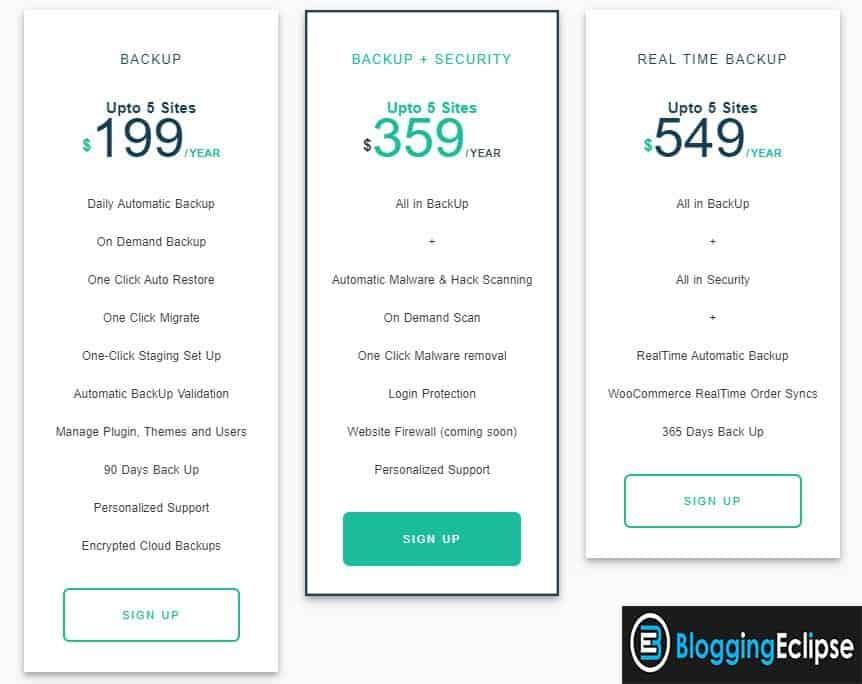 BlogVault-Business-Pricing
