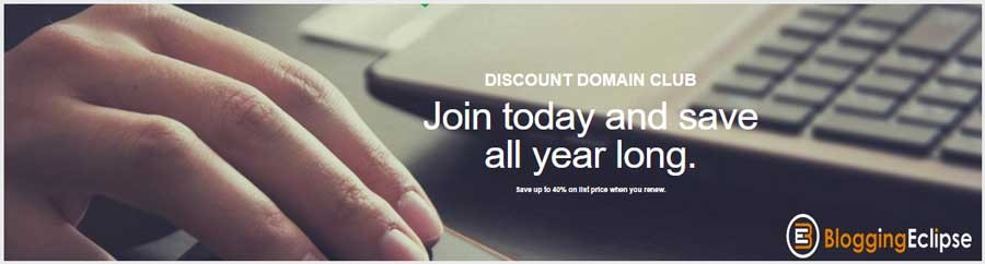 GoDaddy Domain Discount club Coupon