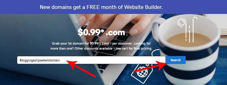 Godaddy-99-cents-domain-buy-steps