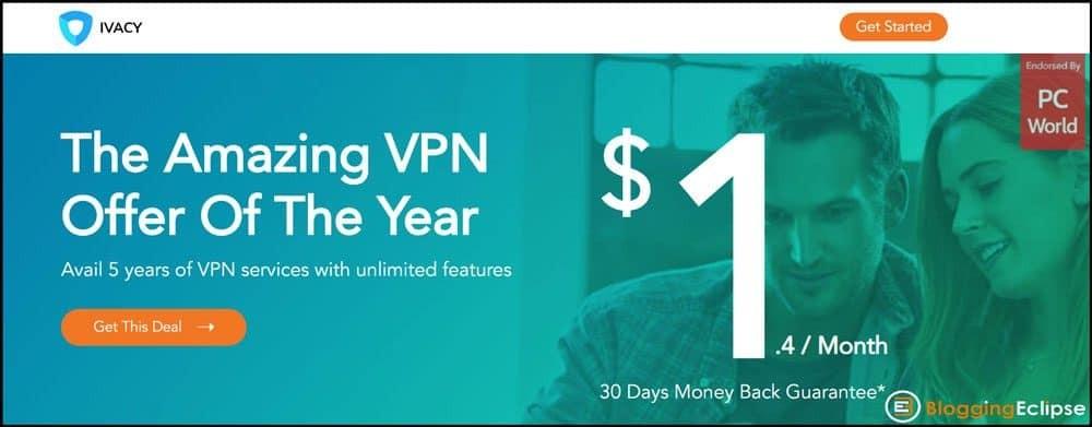 Ivacy VPN Offer