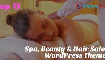 Best Spa, Beauty & Hair Salon WordPress Themes