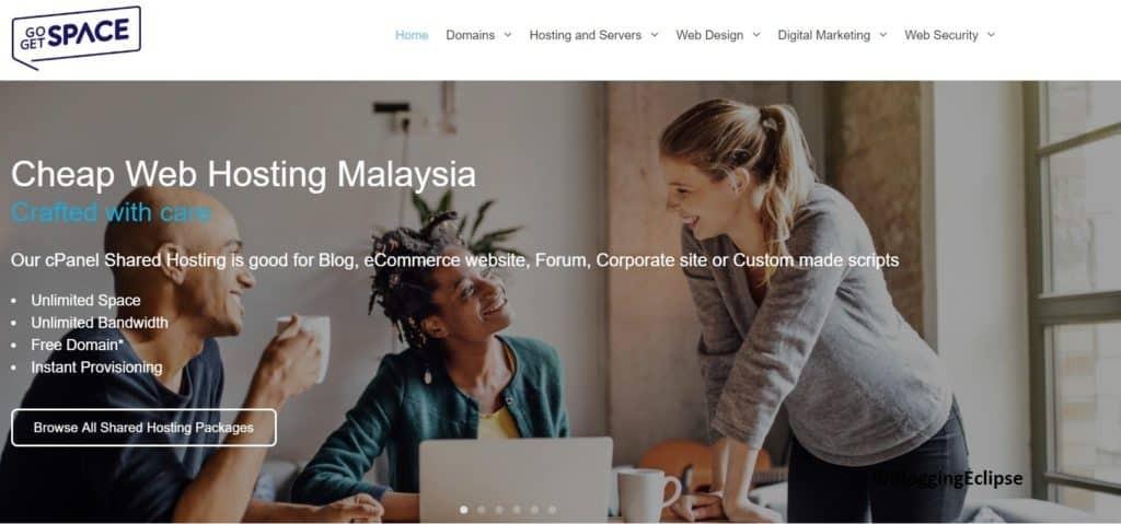 GoGetSpace Malaysia