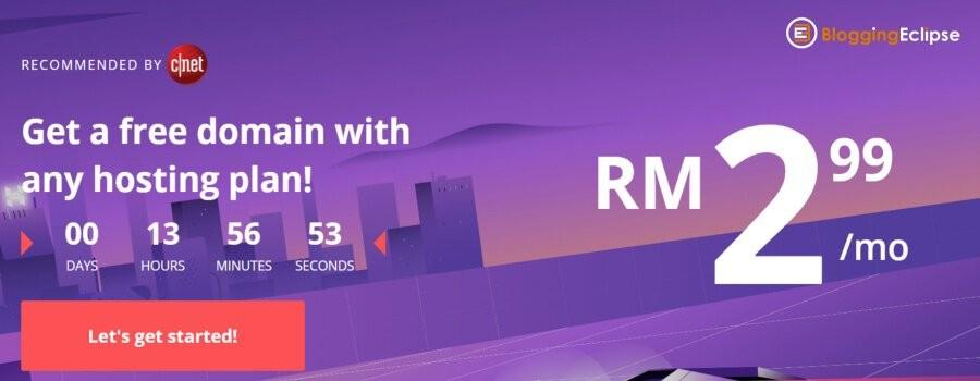 Hostinger Malaysia
