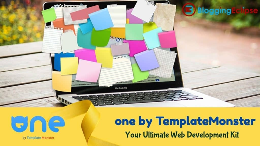ONE by TemplateMonster or How to Make Your Life Easier? 2