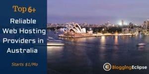 Top 6 Cheap Hosting Providers in Australia