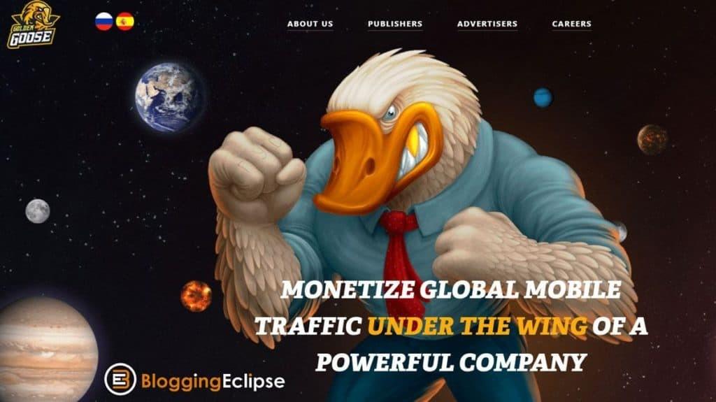 Golden Goose Adult affiliate Network