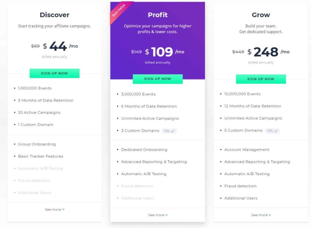 Voluum Review: #1 Affiliate marketing tracker in budget 8