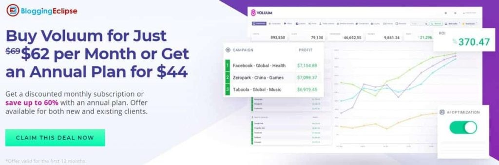 Voluum Review: #1 Affiliate marketing tracker in budget 9