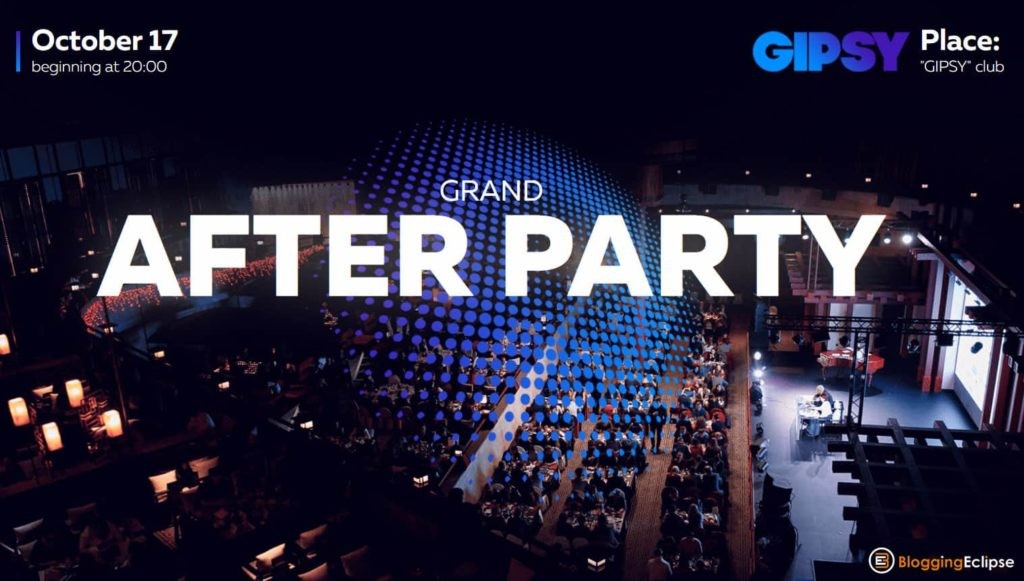 Block chain life grand after party