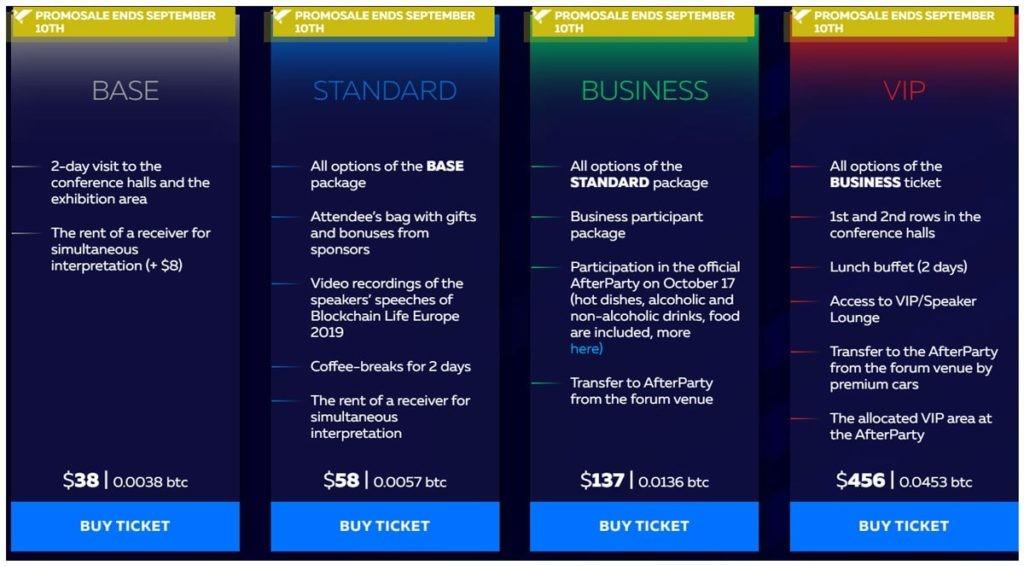 Blockchain Life Forum 2019: The Largest Cryptocurrencies Event 7