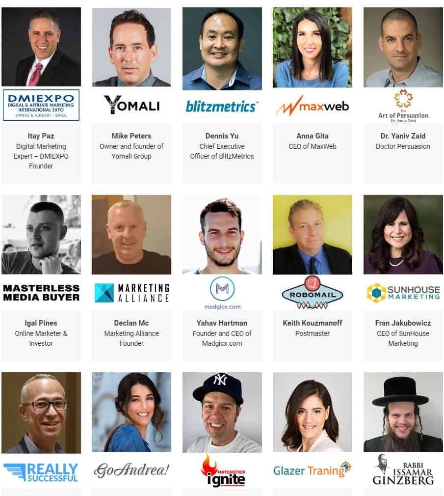 DMIEXPO 2019, Israel's biggest digital marketing conference is here! 4