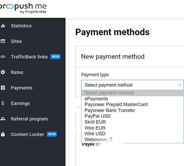 ProPush Review 2021: Is It Worth Monetizing Push Notifications? 11