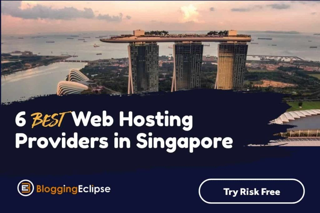 6 Web Hosting Service providers in Singapore
