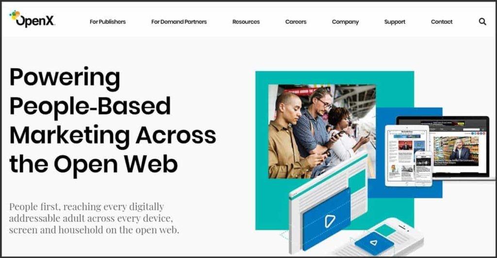 OpenX Ad Server