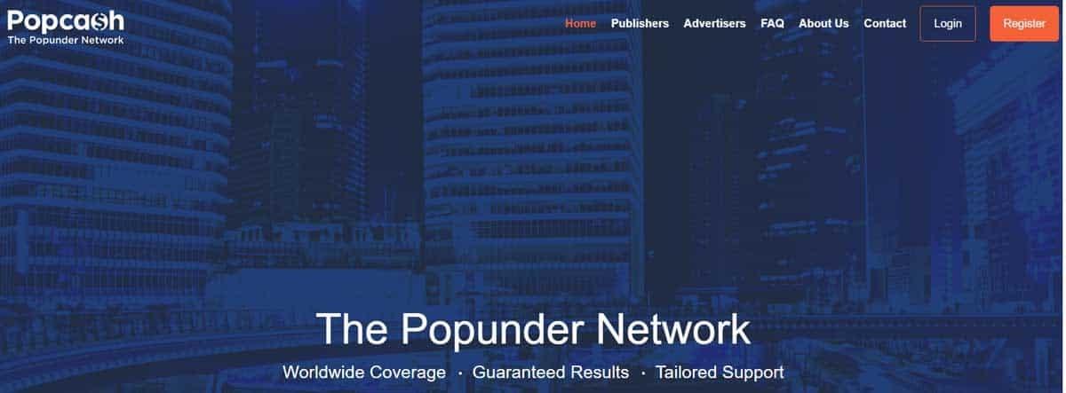 PopCash-Ad-Network