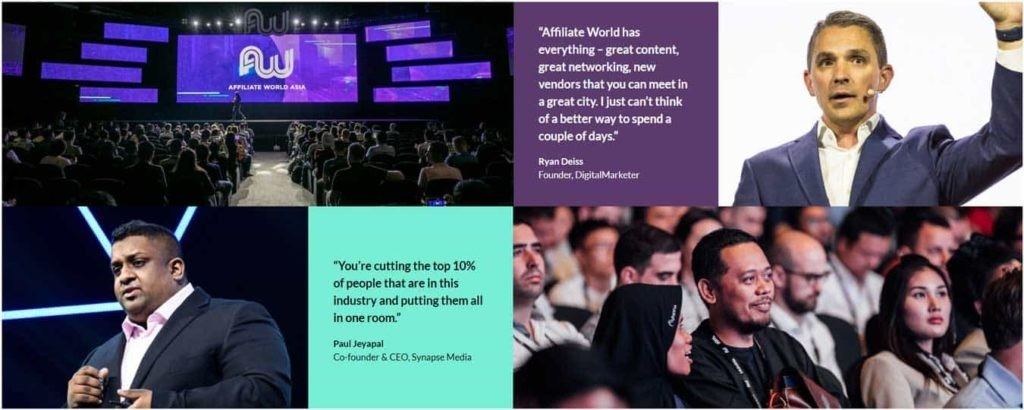 Affiliate World Asia 2019 – the largest Digital Marketing event in Asia? 2