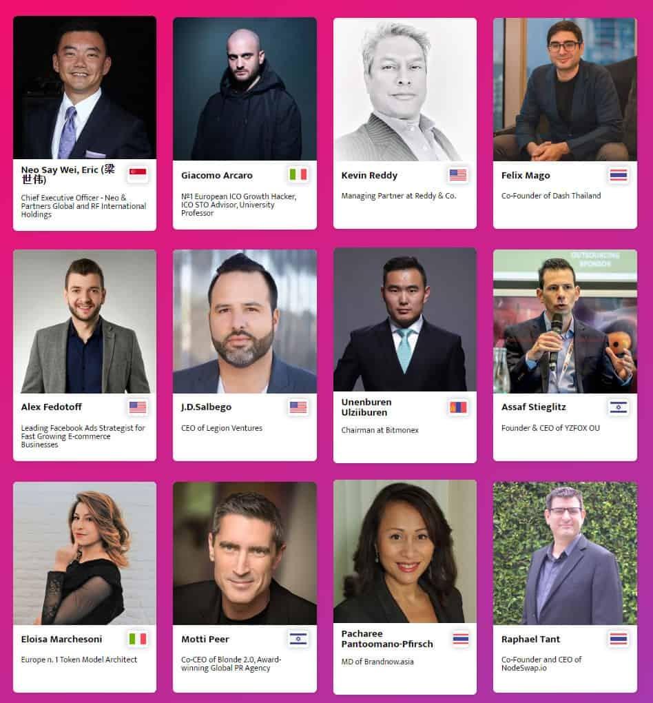 NextBlock Asia v2 Speakers