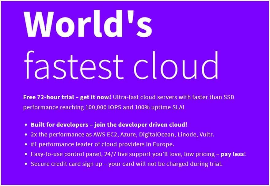(Updated 2021) UpCloud Review+ Discount Coupon | ($25 Free Credits) 8