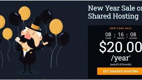 HostPapa New Year Sale: Unlimited Hosting at $20/Yr