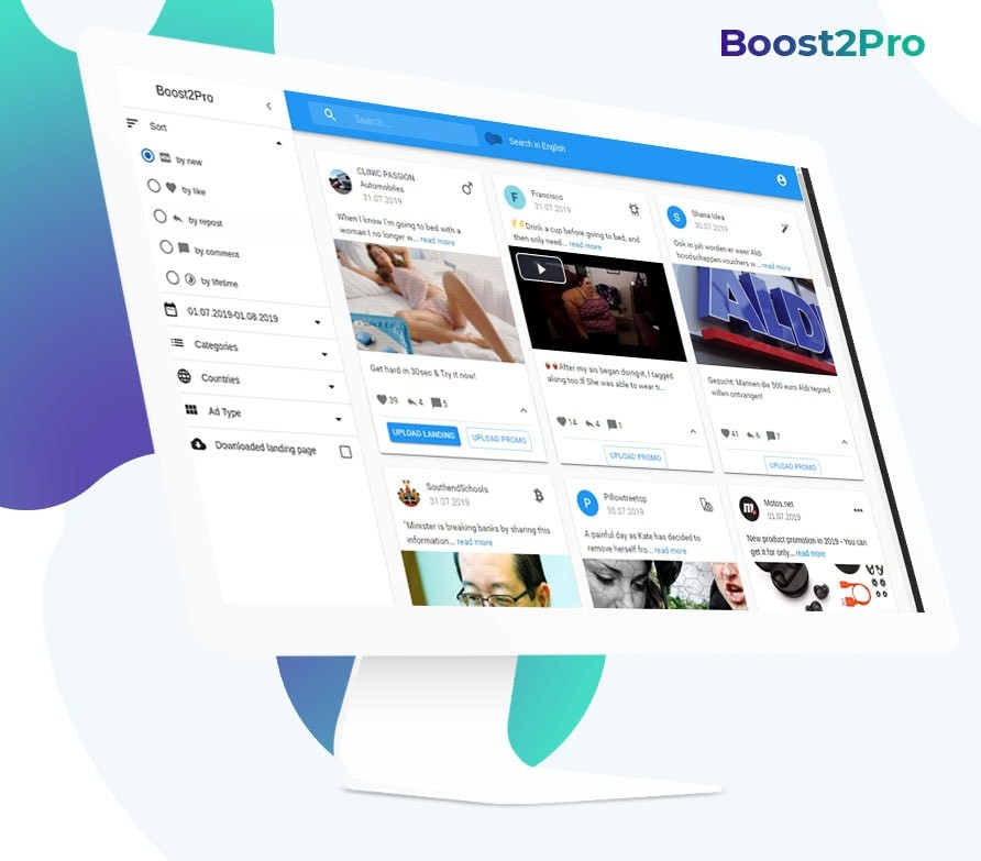 Boost2Pro Review 2021: Best FB Ads Spy Tool?   Get 25% Off 4
