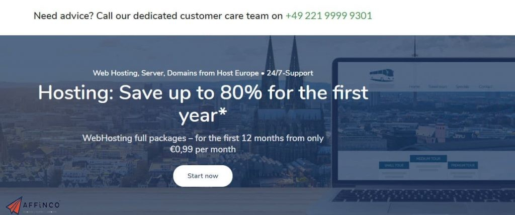 Top 7 Web hosting Providers in Germany: 2021 [With Reviews] 4
