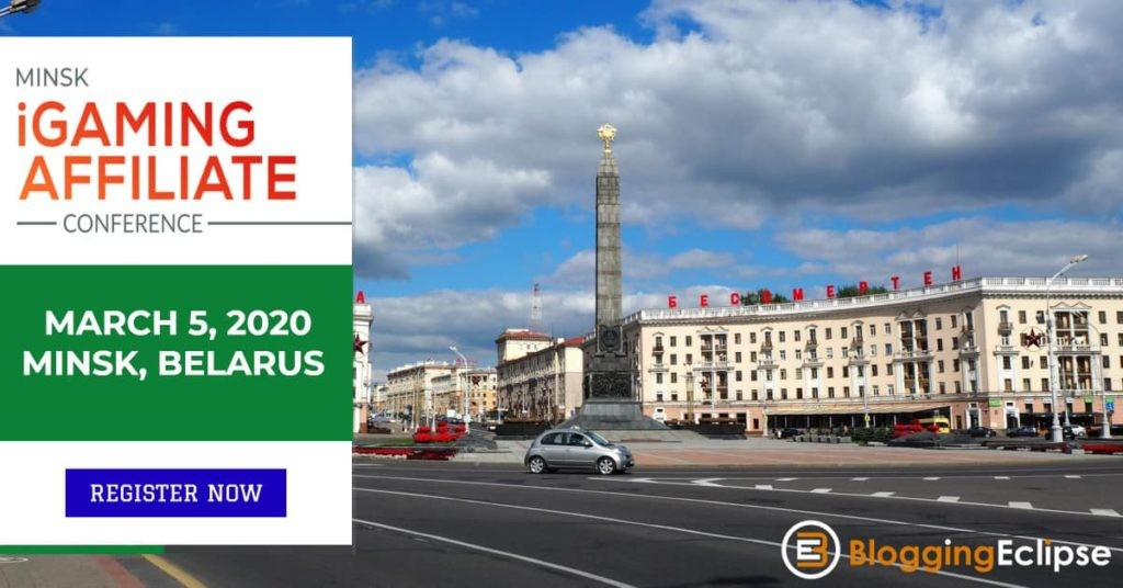 Why should you attend MINSK iGaming Affiliate Conference 2020 2
