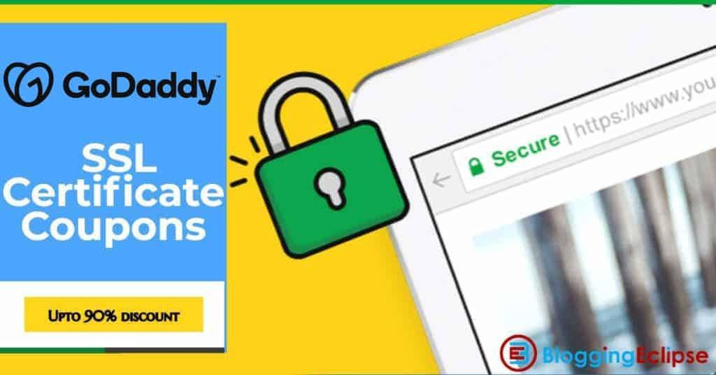 GoDaddy SSL Certificate Coupon