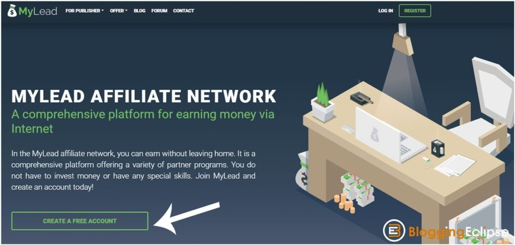 Mylead.global affiliate network