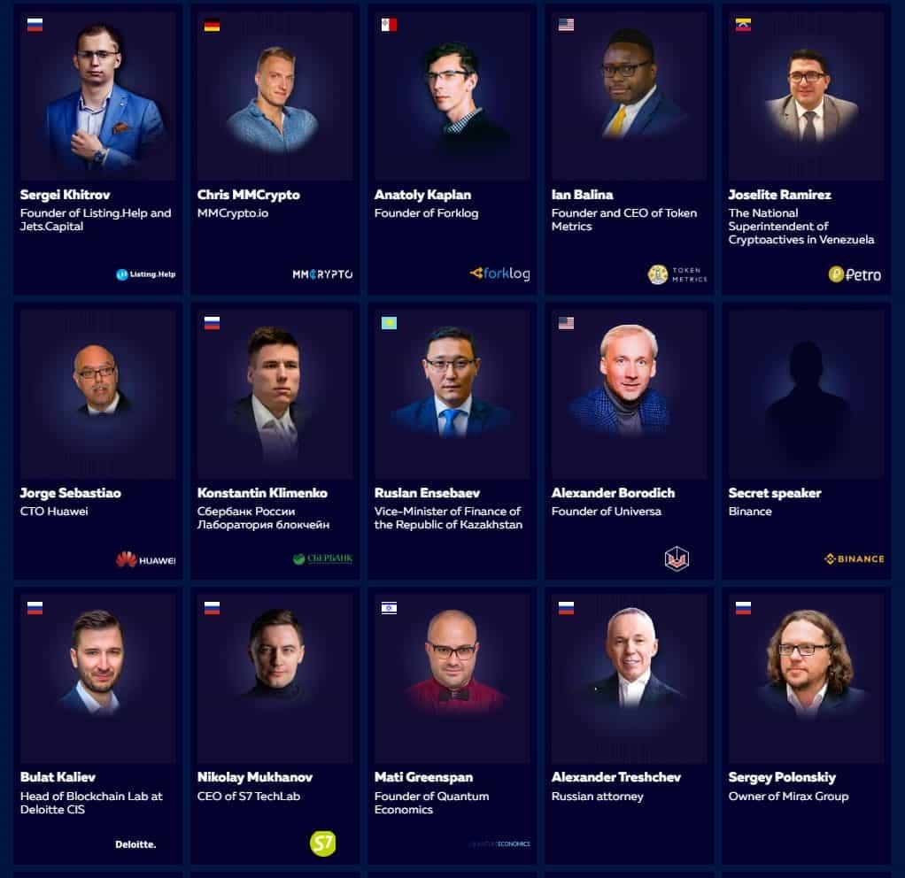 Blockchain life 2020 - The Biggest event on Blockchain, Crypto 6