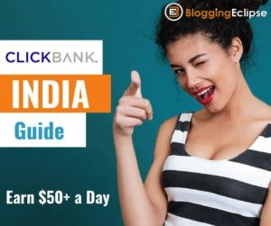 Earning with Clickbank in India