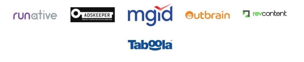 Native ad partners