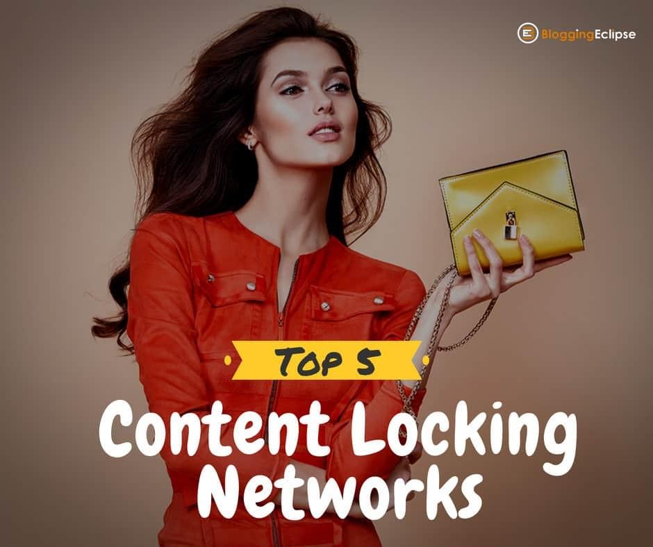 Content Locker Ad Networks