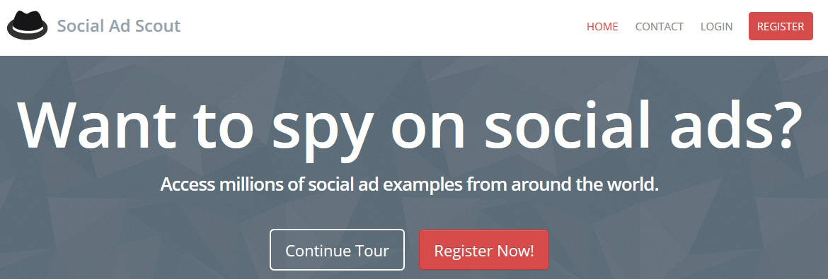 Social Ad Scout