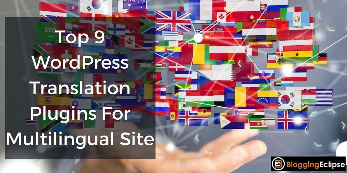 WordPress Translation Plugins
