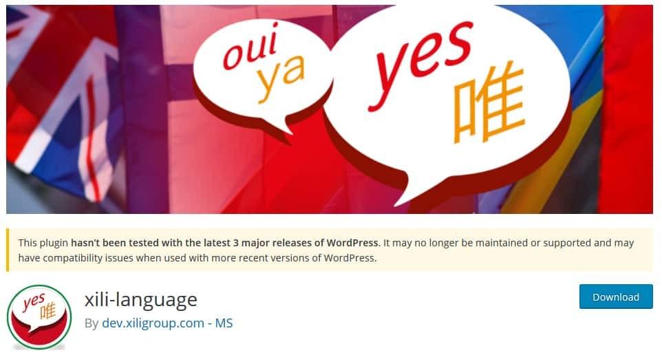 Xili Language