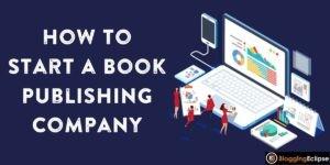 Book Publishing Company