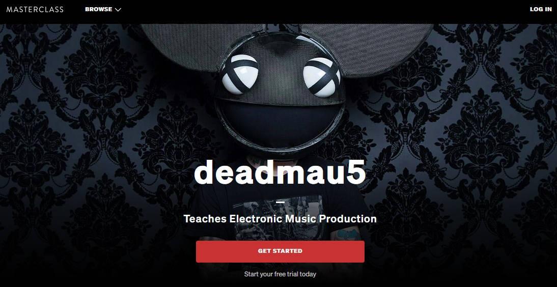 DeadMau5 Masterclass Coupon