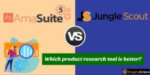 AmaSuite 5 vs. Jungle Scout