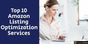 Amazon Listing Optimization Services