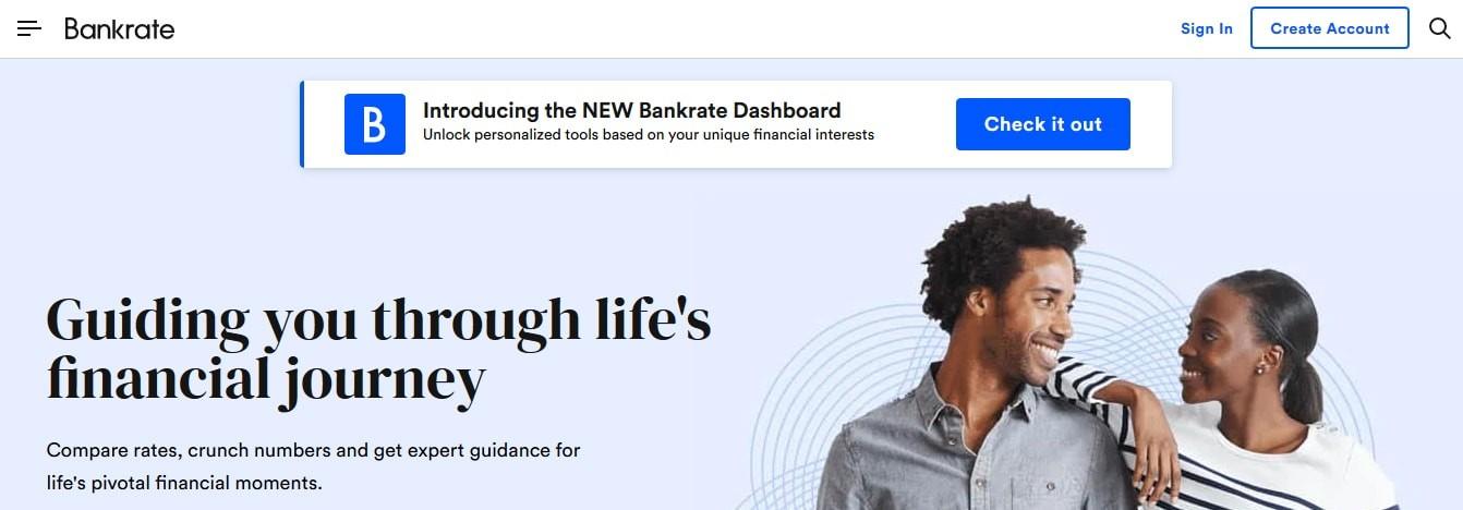 Bankrate Credit Cards